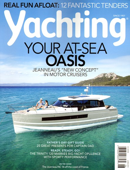 Yachting Cover - 6/1/2014