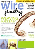 Step By Step Wire Jewelry Magazine 6/1/2014