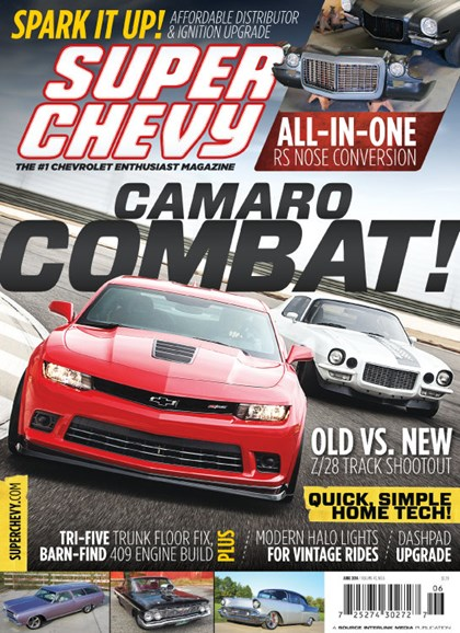 Super Chevy Cover - 6/1/2014