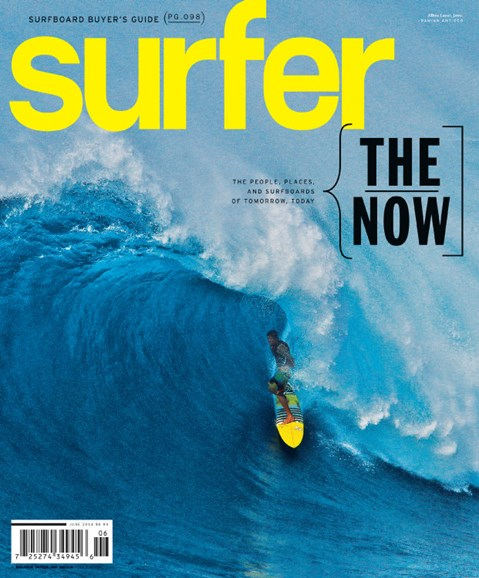 Surfer Cover - 6/1/2014
