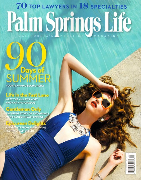 Palm Springs Life Cover - 6/1/2014