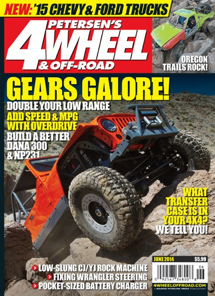 4 Wheel & Off-Road Cover - 6/1/2014
