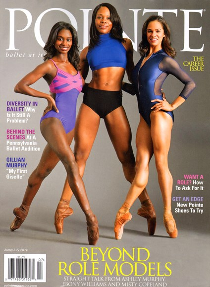 Pointe Cover - 6/1/2014