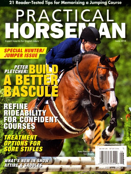 Practical Horseman Cover - 6/1/2014