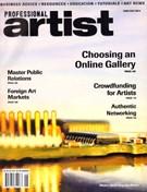 Professional Artist Magazine 6/1/2014