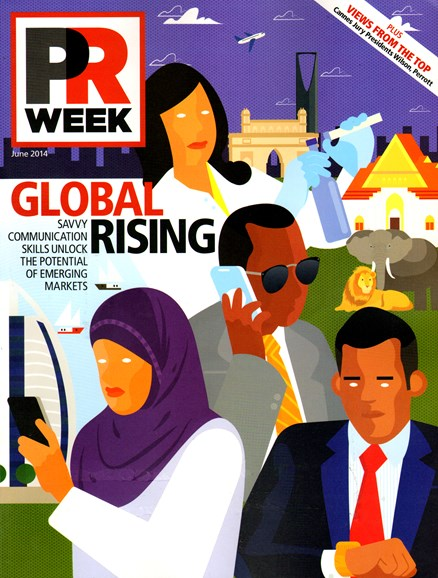 PRWeek Cover - 6/1/2014