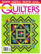Quilter's Newsletter 6/1/2014
