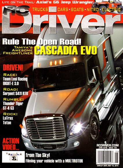 RC Driver Cover - 6/1/2014