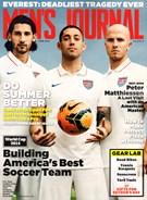 Men's Journal Magazine 6/1/2014