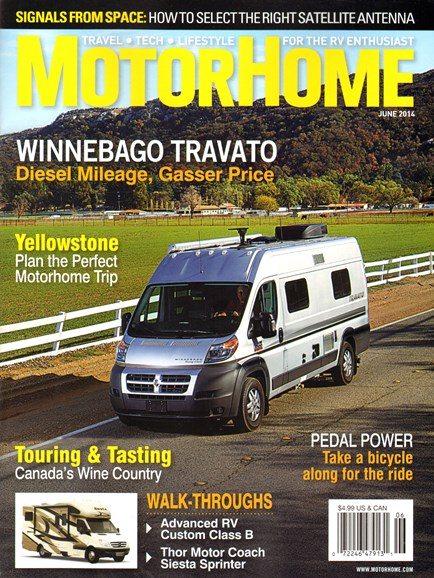 MotorHome Cover - 6/1/2014