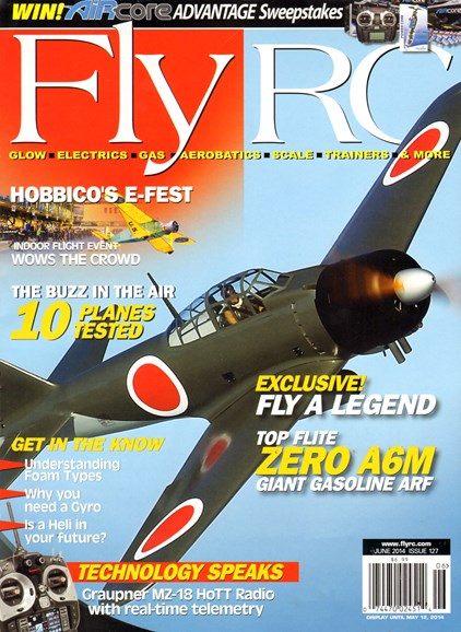 Fly RC Cover - 6/1/2014