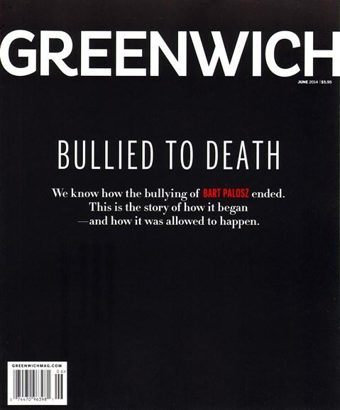 Greenwich Cover - 6/1/2014