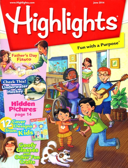Highlights Cover - 6/1/2014