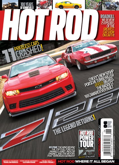 Hot Rod Cover - 6/1/2014