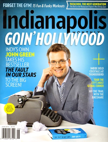 Indianapolis Monthly Cover - 6/1/2014