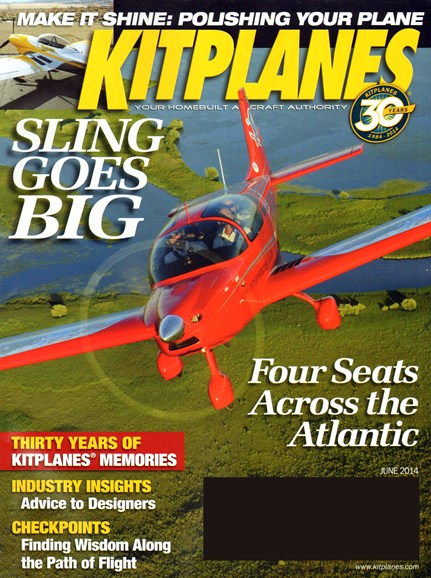 Kit Planes Cover - 6/1/2014