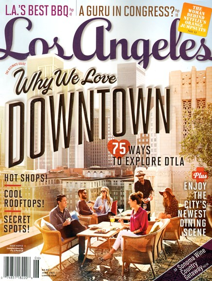 Los Angeles Cover - 6/1/2014