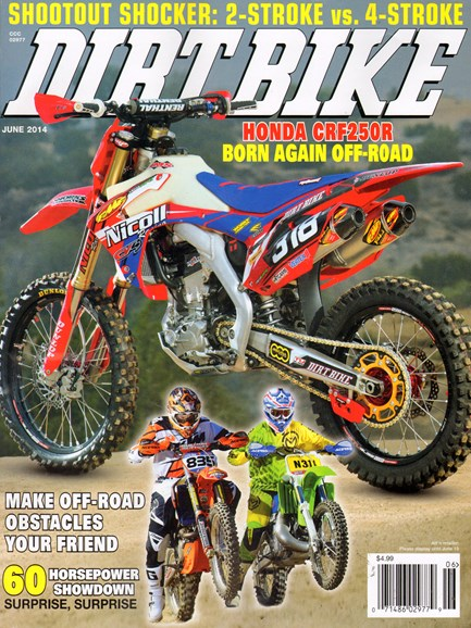 Dirt Bike Cover - 6/1/2014