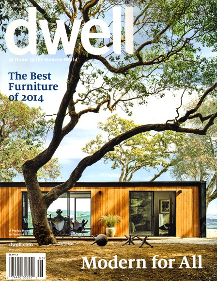 Dwell Cover - 6/1/2014