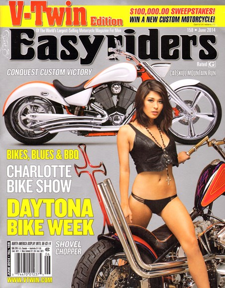 Easyriders Cover - 6/1/2014