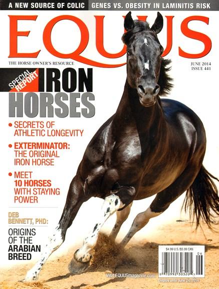 Equus Cover - 6/1/2014
