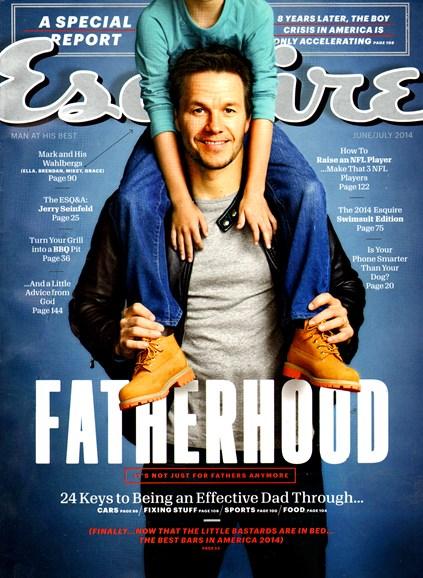 Esquire Cover - 6/1/2014