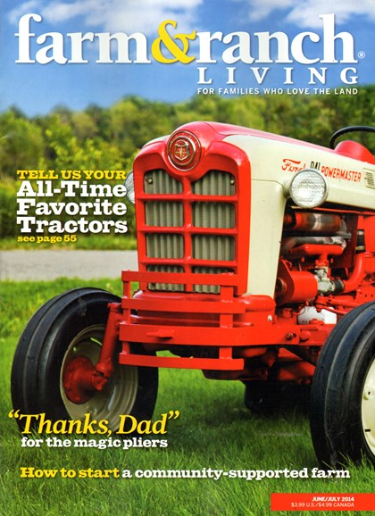 Farm & Ranch Living Cover - 6/1/2014