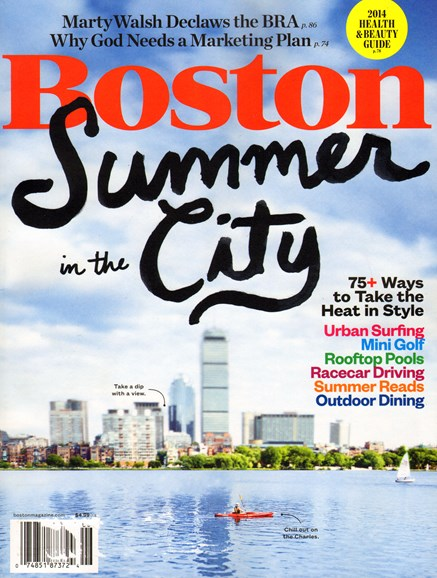 Boston Cover - 6/1/2014