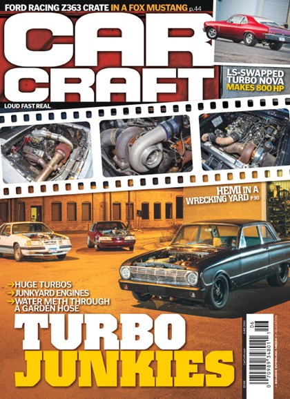 Car Craft Cover - 6/1/2014