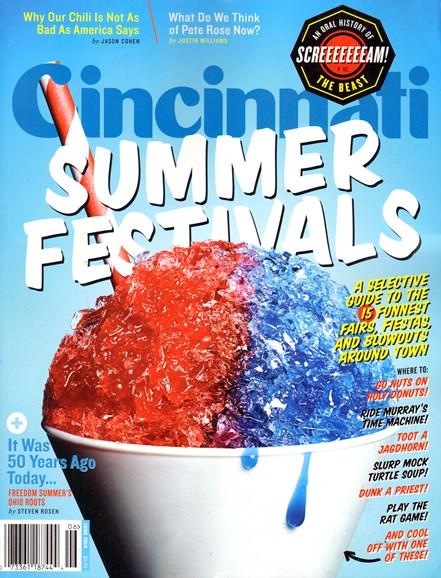 Cincinnati Cover - 6/1/2014