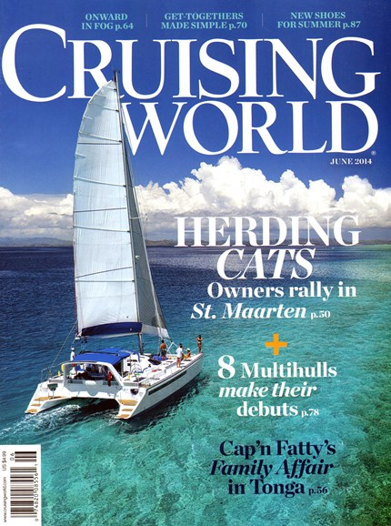 Cruising World Cover - 6/1/2014