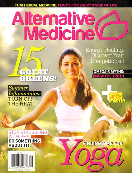 Alternative Medicine Cover - 6/1/2014