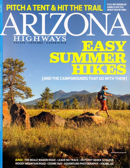 Arizona Highways Cover - 6/1/2014