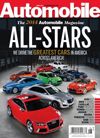Automobile Cover - 6/1/2014