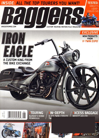 Baggers Cover - 6/1/2014
