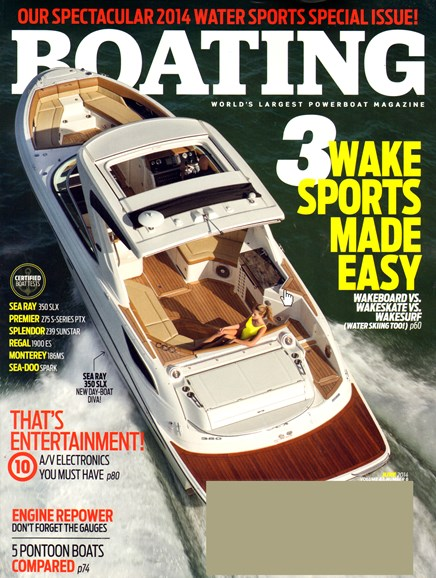 Boating Cover - 6/1/2014