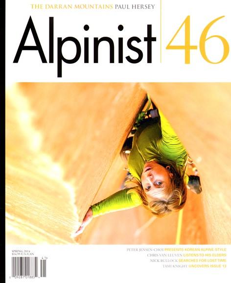 Alpinist Cover - 3/1/2014