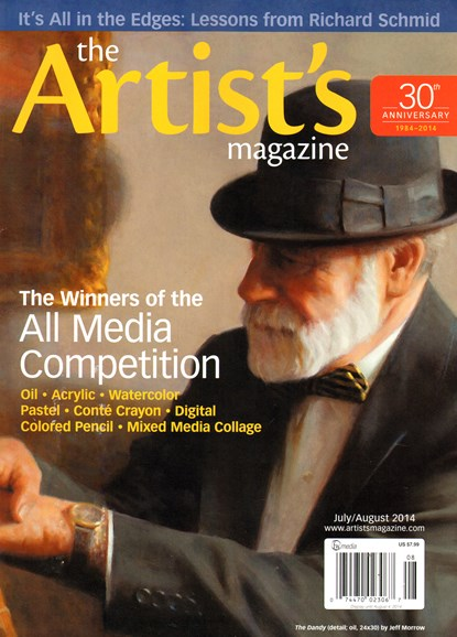Artists Cover - 7/1/2014