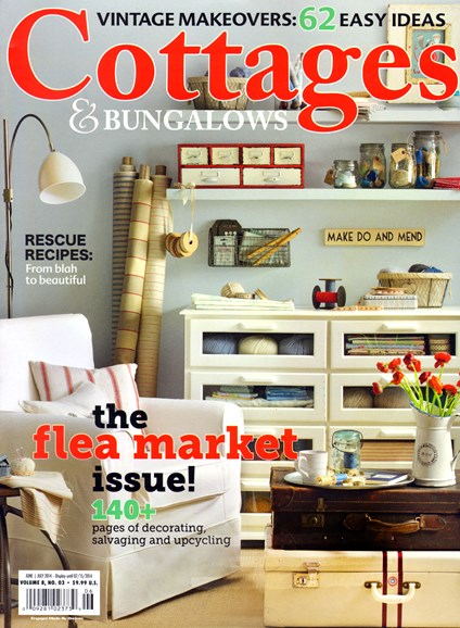 Cottages & Bungalows Cover - 7/1/2014