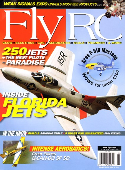 Fly RC Cover - 7/1/2014