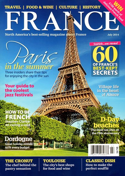 France Cover - 7/1/2014