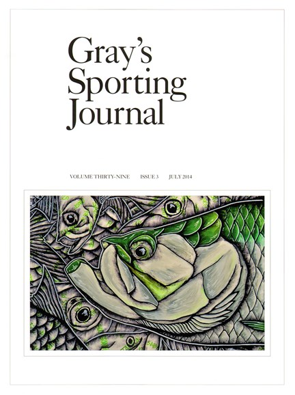 Gray's Sporting Journal Cover - 7/1/2014