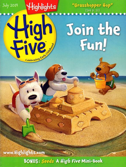 Highlights High Five Cover - 7/1/2014