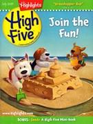 High Five Magazine 7/1/2014