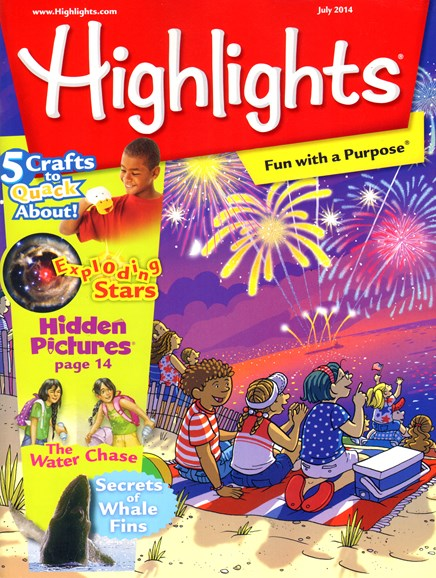Highlights Cover - 7/1/2014