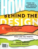 HOW Design Magazine 7/1/2014