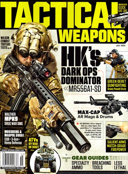 Tactical Life Cover - 7/1/2014