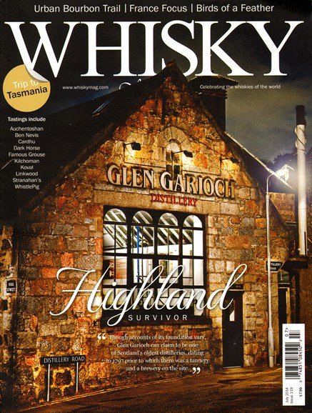 Whisky Cover - 7/1/2014