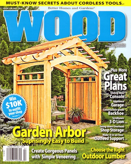 Wood Cover - 7/1/2014