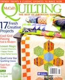Mccall's Quilting Magazine 7/1/2014
